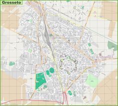 Detailed map of Peterborough Maps Pinterest Peterborough and City