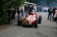 Alfa Romeo @ Goodwood Festival Of Speed 2014