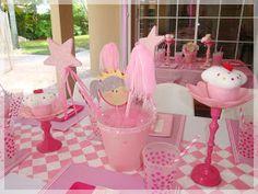 sweet bambinos: {Real Party} - Pinkalicious - part II