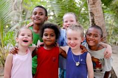 Learn to SCUBA dive, be a zoo keeper for a day or meet some of the locals. These are some of the many fun things to do in Fiji with kids. Image: Treasure Island Resort http://www.suitcasesandstrollers.com/articles/view/activities-for-kids-in-fiji?l=all #travel #travelwithkids #familytravel #familytraveltips #traveltips #Fiji
