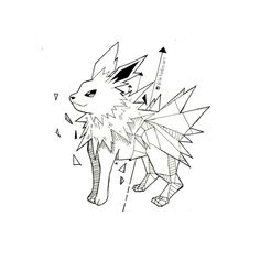 Geometric Jolteon