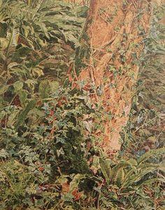 John Ruskin I Treetrunk