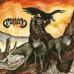 All The Time I Was Listening To My Own Wall of Sound: Conan - Revengeance