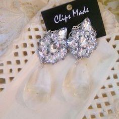 #clipsmade. #handmadeearrings