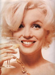 Marylin Monroe - Last setting © Copyright Bert Stern