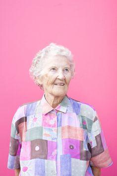 Pink portrait | kiisst | VSCO