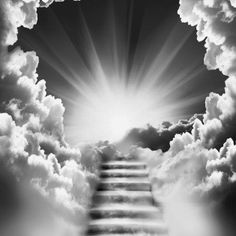 drawings for men trendy stairs tattoo drawing Stairway To Heaven, Stairs To Heaven Tattoo, Gates Of Heaven Tattoo, Heavens Gate Tattoo, Religion Tattoos, Chest Tattoo, Back Tattoo, Chest Piece Tattoos, Tattoo Forearm