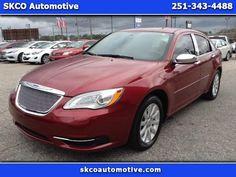 2014 Chrysler 200 $9950 http://www.CARSINMOBILE.NET/inventory/view/9686912