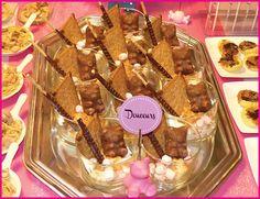 Verrine de bonbon - Buffet sucré