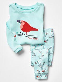Bird sleep set