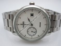 Parnis 43mm white Special@9 automatic MECHANICAL d - Automatic - Parnis watch station