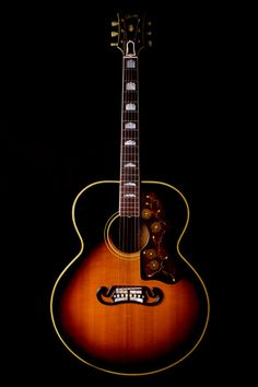 Vintage Gibson from Norman's Rare Guitars. Lovely.