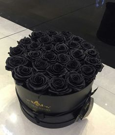 Find images and videos about black, flowers and rose on We Heart It - the app to get lost in what you love.