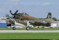A-1 Skyraider | Photos: Douglas AD-1 Skyraider Aircraft Pictures | Airliners.net