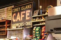 Coney Island Cafe, Pampa, Texas... if cafes could have devout cult followings this place would be it!