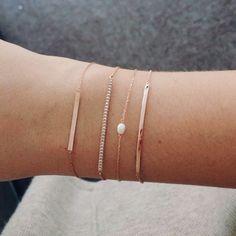 MINIMAL + CLASSIC #moda #accesorios #brazaletes