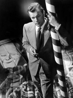 Joseph Cotten...great actor ♥