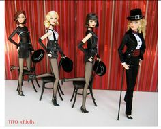 Pretty Dolls, Beautiful Dolls, Beautiful Outfits, Beautiful Clothes, Barbie Clothes, Barbie Dolls, Barbie And Ken, Pink Barbie, Barbie Collection