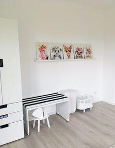 Supersüße Bilder im Boho-Stil für das Kinderzimmer meiner Tochter