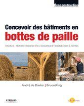Liste de livres concernant la construction en paille