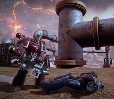 #Warhammer40k: Eternal Crusade: Review in Progress. Does it live up to the other games that use the same IP name? http://ift.tt/2dtXflN