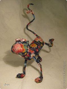 Toy Costura: Gatos e gatinhos :))) fitas de pano.  Foto 3