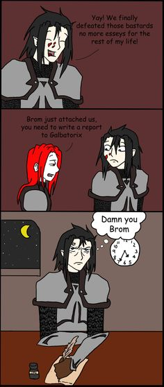 Essey Problem 4 by TheGreatestFrog.deviantart.com on @deviantART