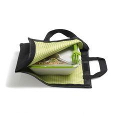 box appetit bag in black