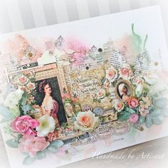 Magical Mixed Media with Graphic 45 | Graphic 45® | Bloglovin'