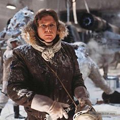 Star Wars: Episode V - The Empire Strikes Back (1980) Harrison Ford