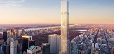 New York superscraper officially goes on market