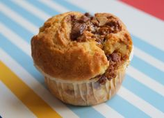 muffins with snickers