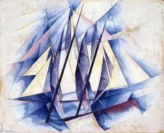 Sail: In Two Movements 1919