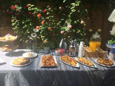 Breaskfast at the garden