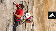 The Dawn Wall | Kevin Jorgeson | Yosemite | adidas Outdoor