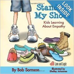 """The Responsive Counselor: """"Stand in My Shoes"""" - Empathy Lesson. This is a GREAT lesson on Empathy!"""