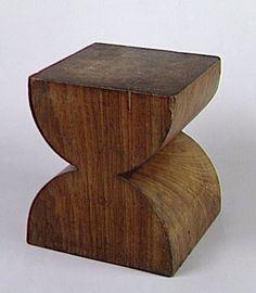 El Atelier de Brancusi 2 / Mobiliario