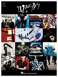 HAL Leonard® - U2: Achtung Baby Songbook
