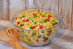 Sprawdź to, zjedz to! Guacamole, Salads, Mexican, Vegetables, Ethnic Recipes, Vegetable Recipes, Salad, Mexicans, Veggies