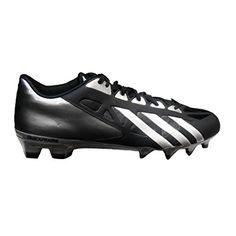 official photos bdd5c e0d2e Adidas Men s Filthy Quick Low Football Cleat , Black Black Titanium, Size  8.5