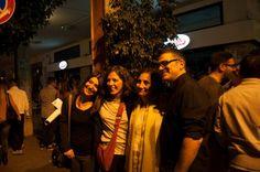 Annalisa, Cinzia, Annalisa e Marco