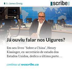 """Em seu livro """"Sobre a China"""", Henry Kissinger, ex-secretário de estado dos Estados Unidos, dedica a última parte do último capítulo para uma análise do artigo de Dai Bingguo, membro do alto escalão do Ministério das Relações Exteriores e um dos ideólogos da política externa chinesa, que em 2010 escreveu:.. .. Por James Onnig - Continue lendo este texto em wescribe.co e participe desta comunidade de amantes da escrita e leitura. #livros #ler #inspiração #wescribe Henry Kissinger, Continue, Xbox Games, Ecards, Tv Shows, China, Memes, Foreign Policy, Community"""