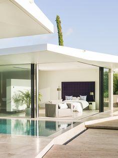 jochen lendle jle arquitectos Infinity Pool, Loft, Outdoor Furniture, Outdoor Decor, Patio, Dream Houses, Architecture, Home Decor, Ideas