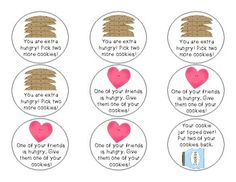 K Articulation Cookie Game - Pinned by @PediaStaff – Please Visit  ht.ly/63sNt for all our pediatric therapy pins