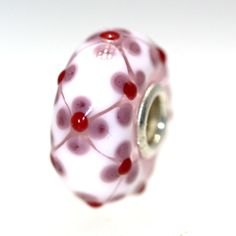 So lovely! Trollbeads Gallery - Classic Unique 8033, $45.00 (http://www.trollbeadsgallery.com/classic-unique-8033/)