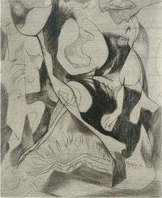 sin título 21 - (Jackson Pollock)