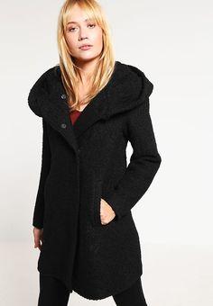 Vêtements Vila VICAMA  - Manteau court - black noir: 140,00 € chez Zalando (au 06/11/16). Livraison et retours gratuits et service client gratuit au 0800 915 207.
