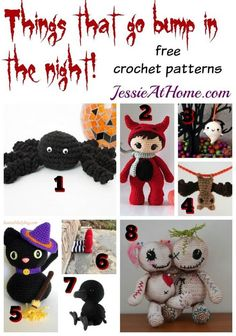 things-that-go-bump-in-the-night-free-crochet-patterns-from-jessie-at-home: