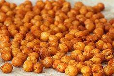 Chickpea Popcorn Recipe on Dr Oz