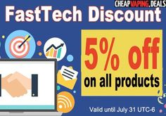 Fasttech: 5% Off Sitewide & Free Shipping